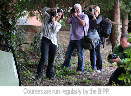BIPP courses are run regularly.