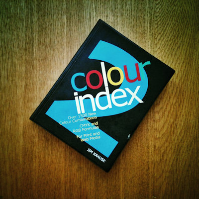 colour harmony book