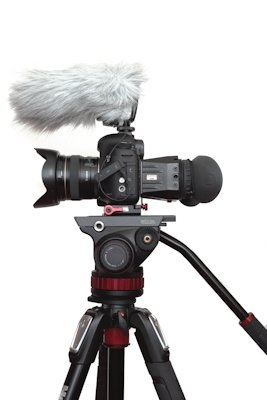 professional photography and filmmaking equipment