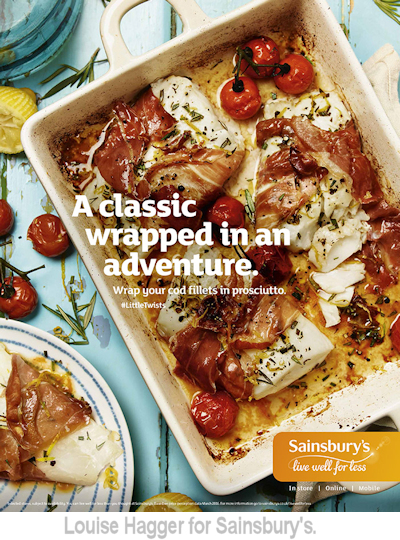 Louise Hagger for Sainsbury's